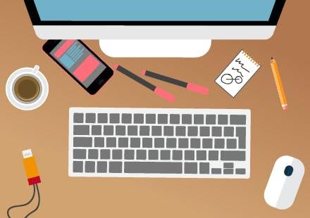 Créez un portfolio responsive en ligne
