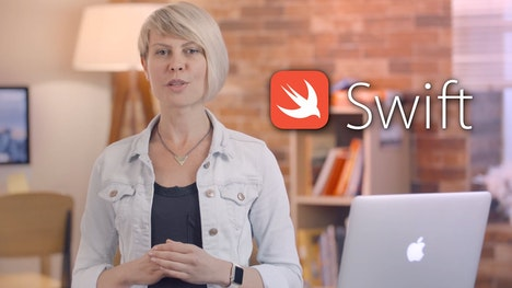 Thumbnail of the video for the course: Deepen your knowledge by learning Object Oriented Programming (OOP) with Swift